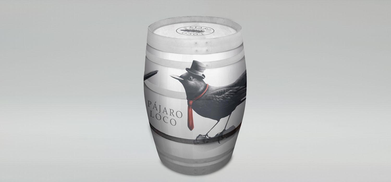 barril customizado